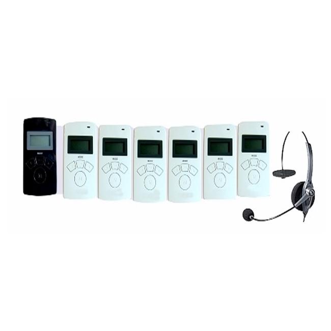 מערכת FM רבת משתתפים