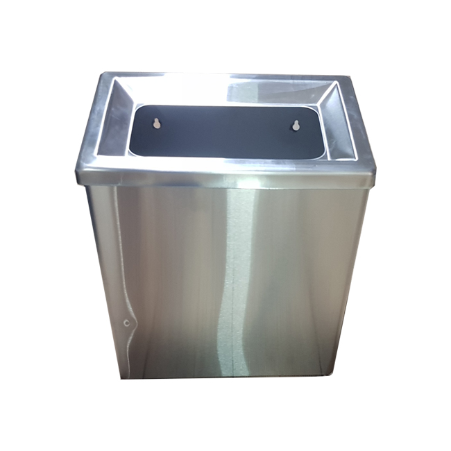 פח מלבני לשירותים