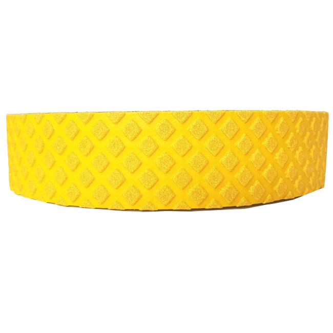 פס נגד החלקה יהלום צהוב