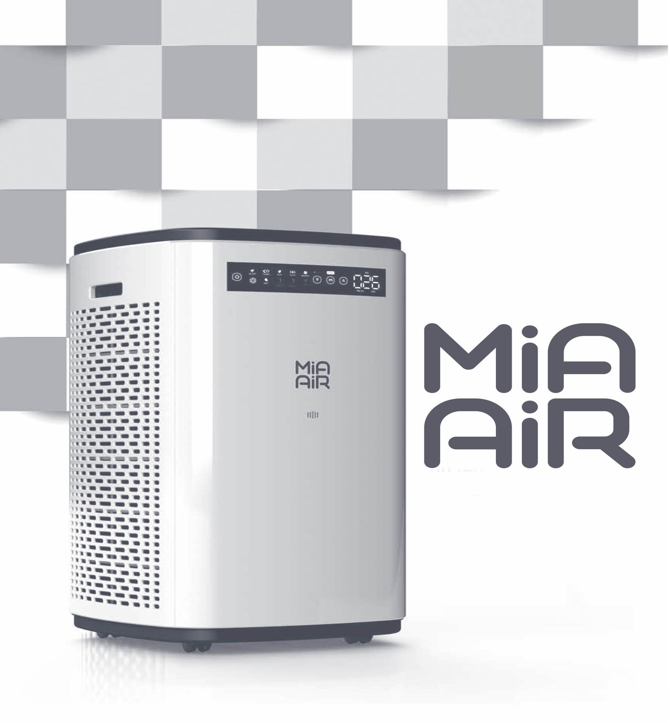 מטהר אוויר MIA-AIR